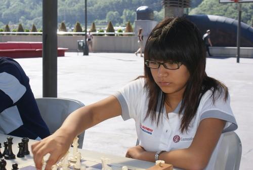 Deysi Cori se corona campeona continental de ajedrez femenino