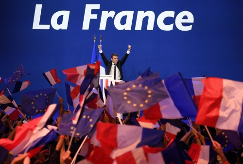 Francia: Macron gana con el 24.01% y Le Pen logra 21.3%