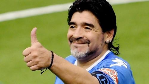 Diego habló de la decisión de los jugadores argentinos