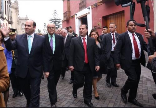 Presidente PPK tomará juramento a nuevo Gabinete Ministerial — Perú